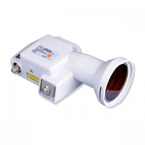Передатчик оптический SF&T SFS11S5T для передачи 1 канала видео HD-SDI и RS-485 по одному волокну од
