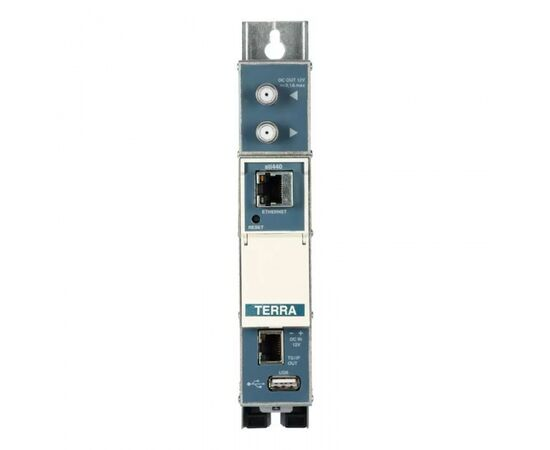 Canal multi-canal DVB-S / S2 în IP Terra sti440